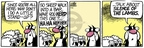 Cartoonist Mike Peters  Mother Goose and Grimm 2008-07-16 livestock