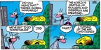 Comic Strip Mike Peters  Mother Goose and Grimm 2008-08-31 climate
