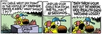Comic Strip Mike Peters  Mother Goose and Grimm 2008-11-22 television repair