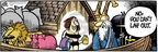 Cartoonist Mike Peters  Mother Goose and Grimm 2009-03-17 sun