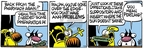 Cartoonist Mike Peters  Mother Goose and Grimm 2009-07-25 sun