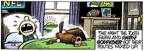 Comic Strip Mike Peters  Mother Goose and Grimm 2010-02-27 horse