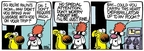 Cartoonist Mike Peters  Mother Goose and Grimm 2010-01-03 cardiology