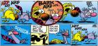 Cartoonist Mike Peters  Mother Goose and Grimm 2011-08-28 yak
