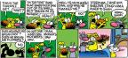 Cartoonist Mike Peters  Mother Goose and Grimm 2012-05-13 give