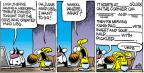 Comic Strip Mike Peters  Mother Goose and Grimm 2013-01-27 verb