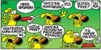 Cartoonist Mike Peters  Mother Goose and Grimm 2013-08-18 natural