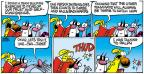 Cartoonist Mike Peters  Mother Goose and Grimm 2013-11-24 other