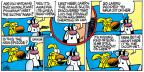 Cartoonist Mike Peters  Mother Goose and Grimm 2013-12-15 wildlife