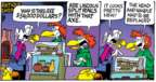 Cartoonist Mike Peters  Mother Goose and Grimm 2019-02-03 goose
