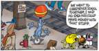 Cartoonist Mike Peters  Mother Goose and Grimm 2019-05-12 dog