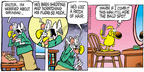 Cartoonist Mike Peters  Mother Goose and Grimm 2002-09-15 veterinarian