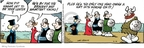 Comic Strip Chris Browne  Hagar The Horrible 2009-02-16 hat