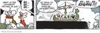 Comic Strip Chris Browne  Hagar The Horrible 2009-09-22 reverse direction
