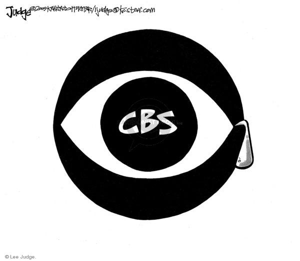 Lee Judge  Lee Judge's Editorial Cartoons 2009-07-19 television