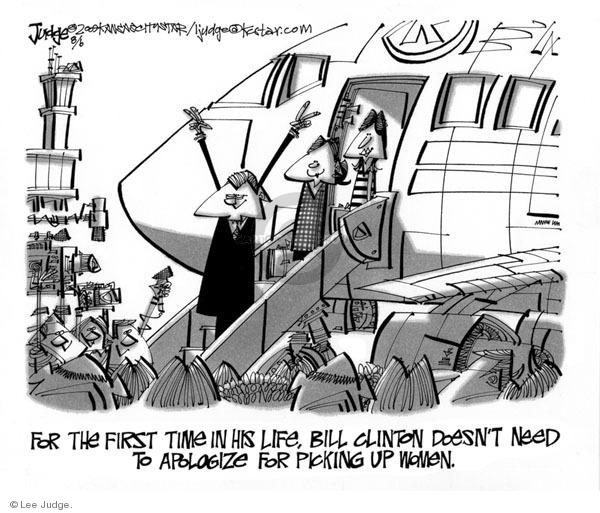 Lee Judge  Lee Judge's Editorial Cartoons 2009-08-06 judge
