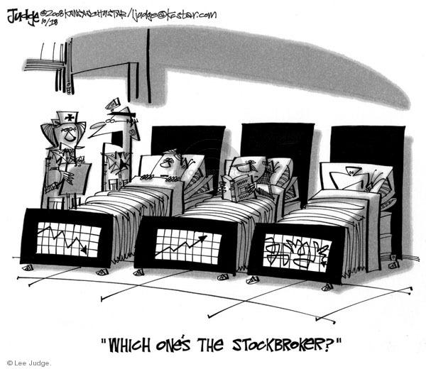 Lee Judge  Lee Judge's Editorial Cartoons 2008-10-18 judge
