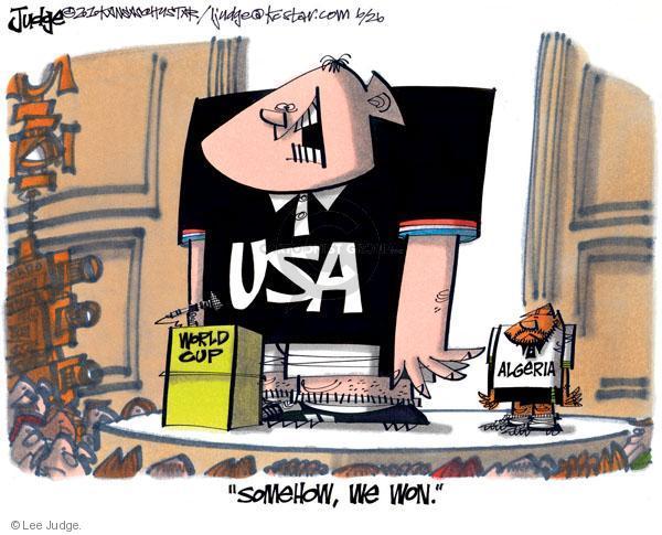 Cartoonist Lee Judge  Lee Judge's Editorial Cartoons 2010-06-26 size