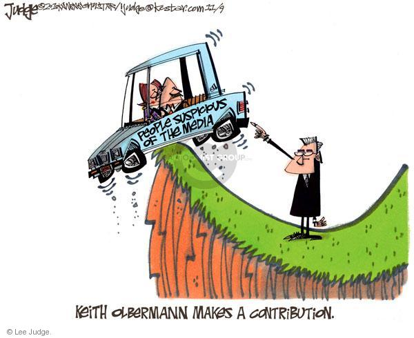 Cartoonist Lee Judge  Lee Judge's Editorial Cartoons 2010-11-09 donation