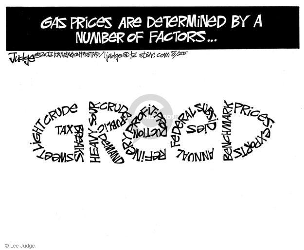 Lee Judge  Lee Judge's Editorial Cartoons 2011-05-25 number