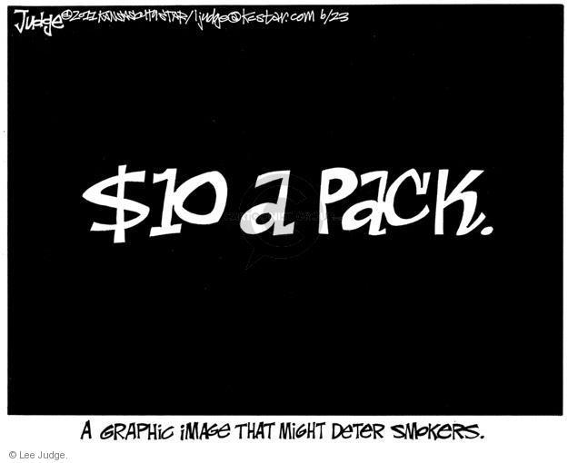 Lee Judge  Lee Judge's Editorial Cartoons 2011-06-23 dollar