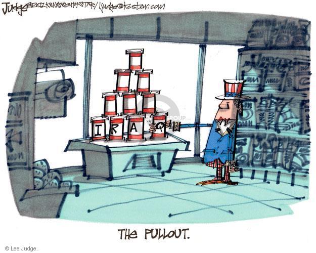 Lee Judge  Lee Judge's Editorial Cartoons 2011-09-02 Middle East