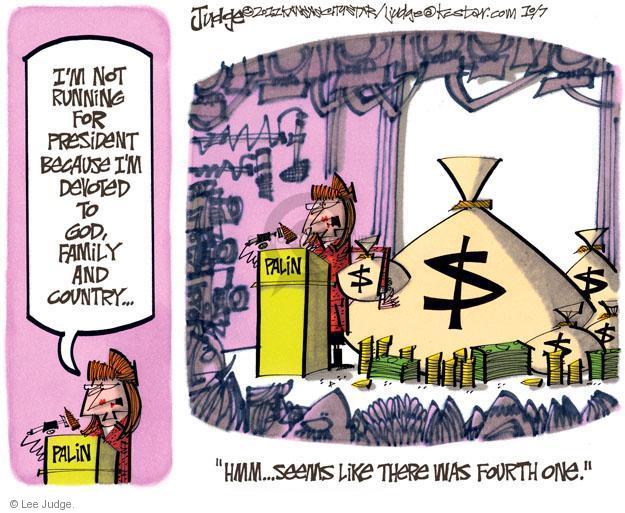 Lee Judge  Lee Judge's Editorial Cartoons 2011-10-07 $1.00