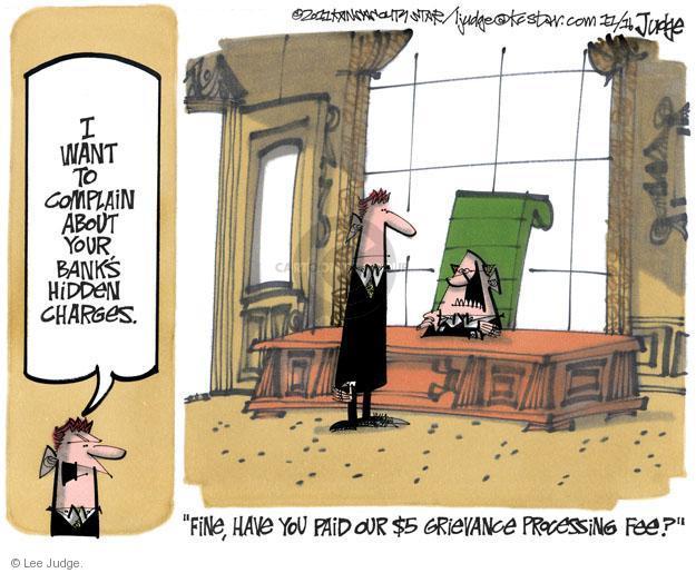 Cartoonist Lee Judge  Lee Judge's Editorial Cartoons 2011-11-16 charge