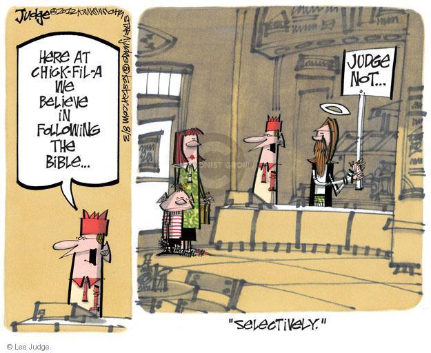 Cartoonist Lee Judge  Lee Judge's Editorial Cartoons 2012-08-03 stance