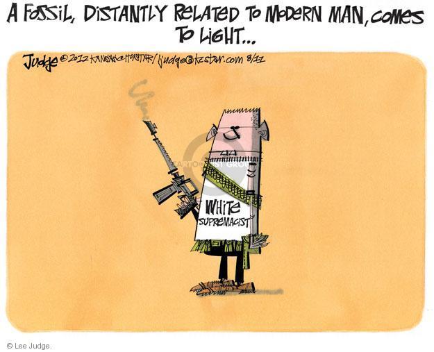 Lee Judge  Lee Judge's Editorial Cartoons 2012-08-11 violent