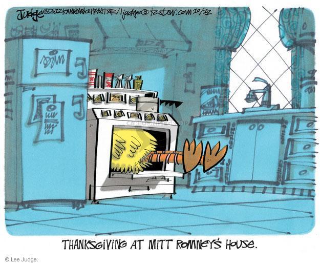 Lee Judge  Lee Judge's Editorial Cartoons 2012-10-11 2012 election