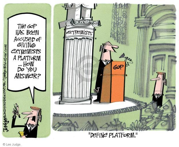 Cartoonist Lee Judge  Lee Judge's Editorial Cartoons 2012-10-12 definition