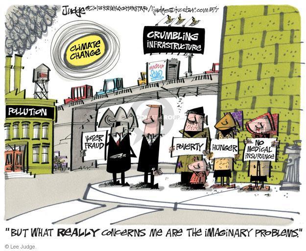 Lee Judge  Lee Judge's Editorial Cartoons 2013-02-07 infrastructure