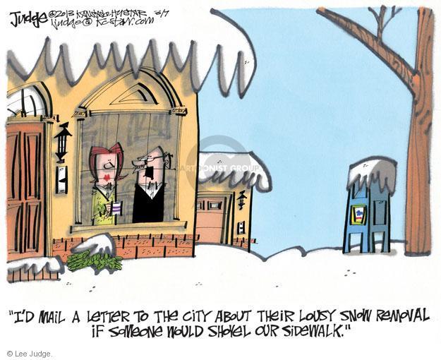 Lee Judge  Lee Judge's Editorial Cartoons 2013-03-07 infrastructure