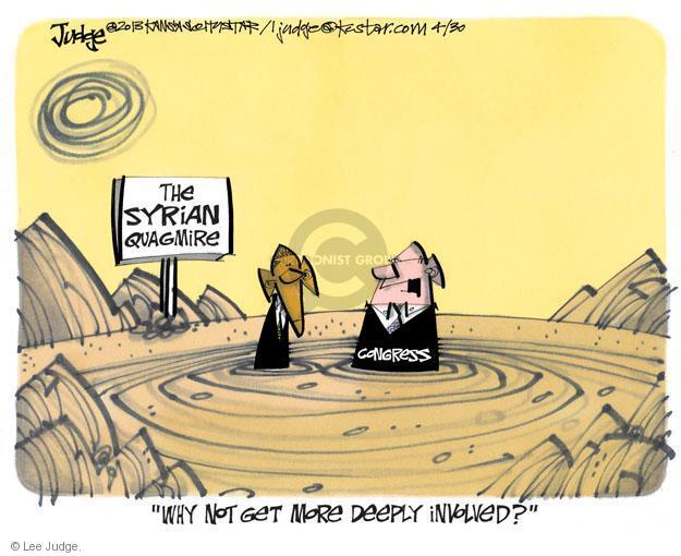 Lee Judge  Lee Judge's Editorial Cartoons 2013-04-30 diplomacy