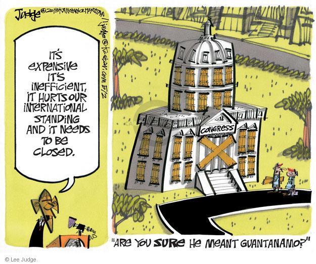 Cartoonist Lee Judge  Lee Judge's Editorial Cartoons 2013-05-02 justice