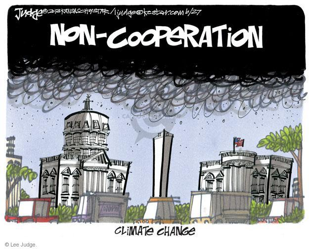 Lee Judge  Lee Judge's Editorial Cartoons 2013-06-27 environment