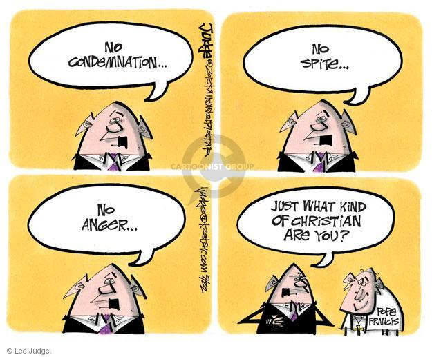 Cartoonist Lee Judge  Lee Judge's Editorial Cartoons 2013-09-22 stance