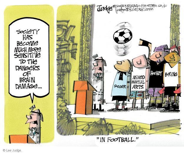 Lee Judge  Lee Judge's Editorial Cartoons 2013-12-05 boxing