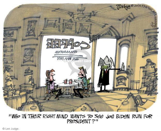 Lee Judge  Lee Judge's Editorial Cartoons 2014-02-05 2016 Election Joe Biden