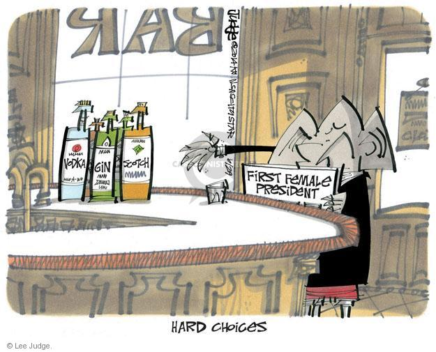 Cartoonist Lee Judge  Lee Judge's Editorial Cartoons 2014-06-29 book