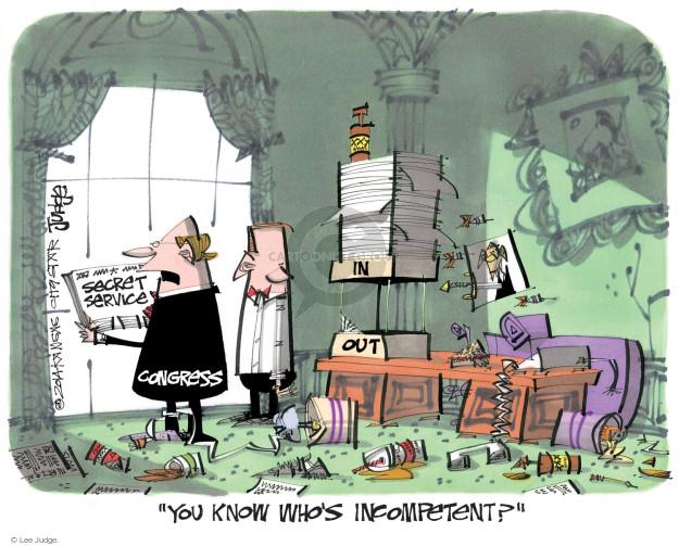 Lee Judge  Lee Judge's Editorial Cartoons 2014-10-03 incompetence