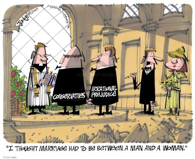 Cartoonist Lee Judge  Lee Judge's Editorial Cartoons 2014-11-09 conservatism