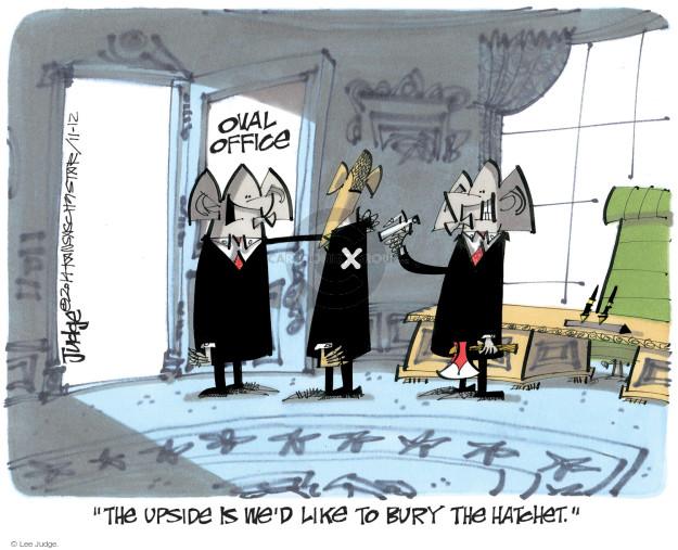 Lee Judge  Lee Judge's Editorial Cartoons 2014-11-12 2014 election