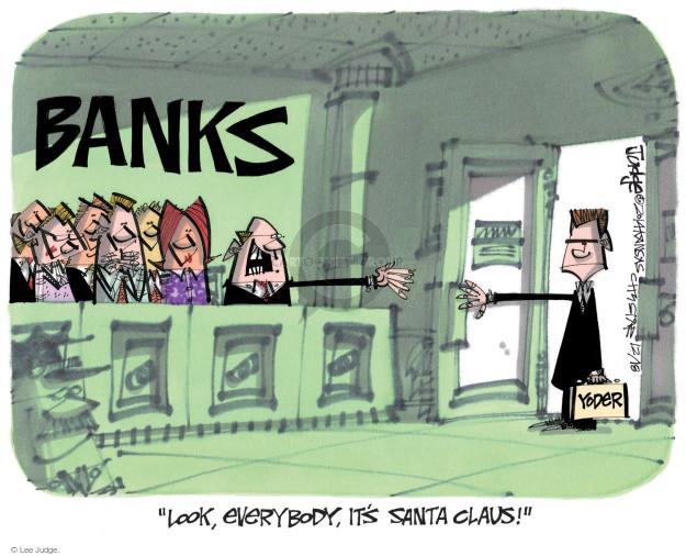 Cartoonist Lee Judge  Lee Judge's Editorial Cartoons 2014-12-18 wall