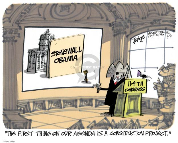 Lee Judge  Lee Judge's Editorial Cartoons 2015-01-06 legislative