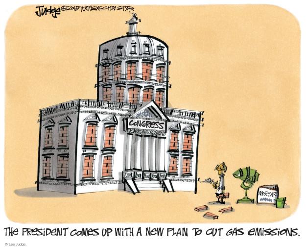 Lee Judge  Lee Judge's Editorial Cartoons 2015-02-03 legislative