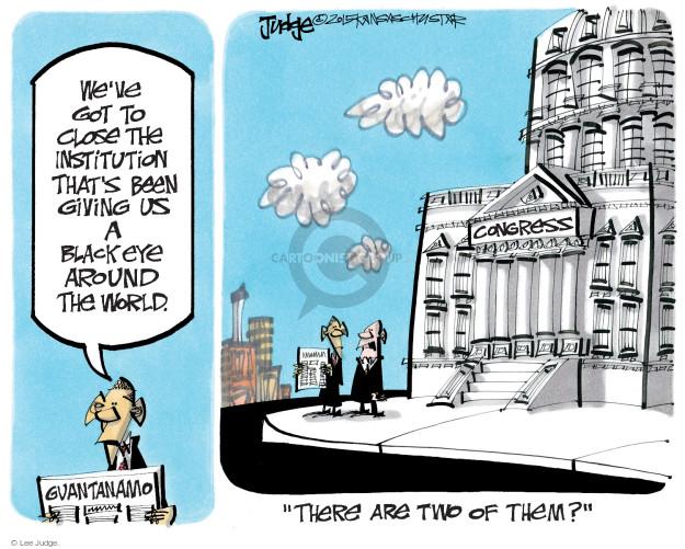 Lee Judge  Lee Judge's Editorial Cartoons 2015-02-25 legislative