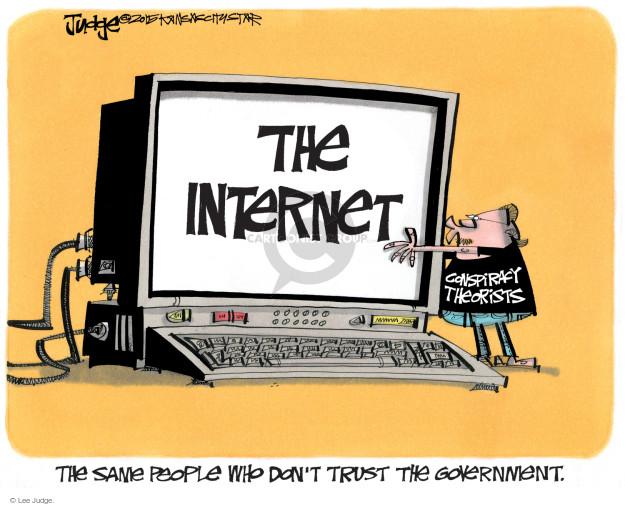 Lee Judge  Lee Judge's Editorial Cartoons 2015-02-26 affection