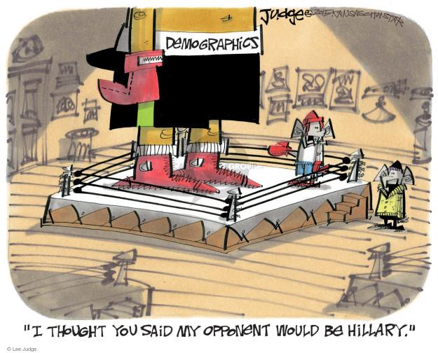 Cartoonist Lee Judge  Lee Judge's Editorial Cartoons 2015-07-14 party